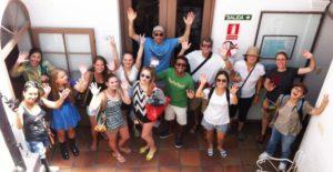 estudiantes extranjeros en Montevideo